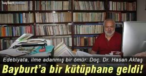 Edebiyata adanmış bir ömür: Doç. Dr. Hasan Aktaş