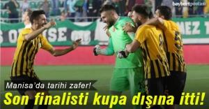 Bayburt Özel İdarespor, son finalisti kupa dışına itti!