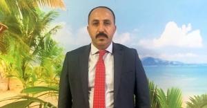 Bayburt Özel İdarespor'un yeni başkanı Şemsettin Çalışkan