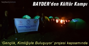 BAYDER'den Kültür Kampı