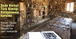 'Dede Korkut Türk Kimliği Kütüphanesi' kuruldu