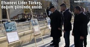 Alparslan Türkeş, 102. Doğum gününde anıldı