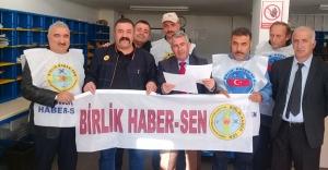 Birlik Haber-Sen'den 'vergi dilimi' açıklaması