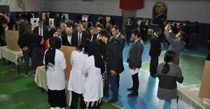 Demirözü'nde 'TÜBİTAK 4006 Bilim Fuarı'