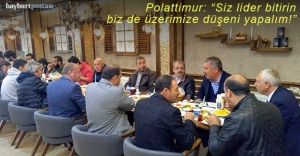 Futbolcular ve yönetim kahvaltıda buluştu