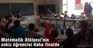 Matematik Atölyesi#039;nin 8 öğrencisi...