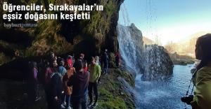 Sırakayalar Şelalesi'nde Foto Safari ve Trekking