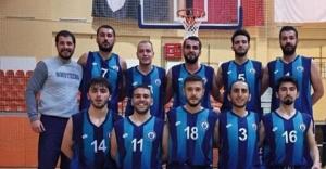 Bayburt Üniversitesi Basketbol Erkek Takımı bölge ikincisi