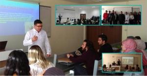Bayburt'ta 'Zoonoz Hastalıklar ve Sağlıklı Yaşam' konulu eğitim