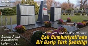 Çek Cumhuriyeti'nde Bir Garip Türk Şehitliği…