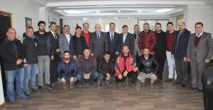 Bayburt Belediyesi'nden Amatör Spor Kulüplerine Destek