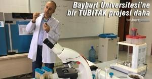 Bayburt Üniversitesi, TÜBİTAK#039;tan...