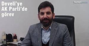 Bayburtlu Akademisyen Develi'ye AK Parti'de görev