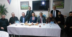 Trabzon Bayburtlular Derneği'nde buluşma
