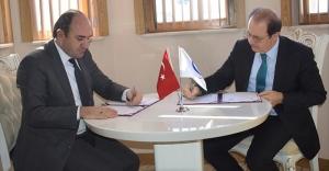 Üniversite ile Tarım ve Orman Müdürlüğü arasında işbirliği protokolü