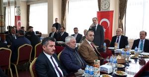 """Vali Epcim: """"Elazığ'da Örnek Bir Kriz Yönetimi Sergilendi"""""""