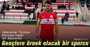Veteranlar Türkiye Karması'nın gözdesi Süleyman Köse