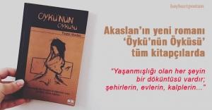 Turgut Akaslan#039;ın #039;Öykü#039;nün...