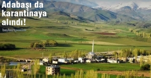 Bayburt'ta karantinaya alınan köy sayısı 3'e çıktı!