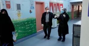 Bayburt'ta virüs hastalarının tahliye sevinci