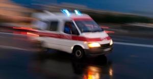 Otomobil devrildi: 1 ölü!