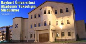 Bayburt Üniversitesi Akademik Yükselişini...
