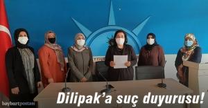 Abdurrahman Dilipak'a suç duyurusu!