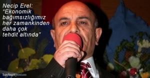 """Erel: """"Ülkemizin bağımsız ve müreffeh yarınlarında CHP vardır"""""""