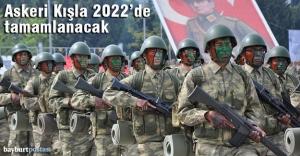 """Battal: """"Askeri Kışla 2022'de tamamlanacak"""""""