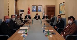 KUDAKA, Erzincan'da toplandı