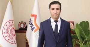 KUDAKA'ya Erzurumlu Genel Sekreter