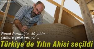 Türkiye'de Yılın Ahisi Recai Purutoğlu