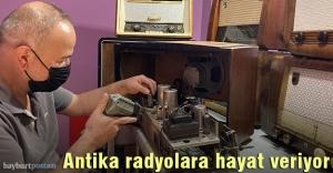 Antika radyolara hayat veriyor