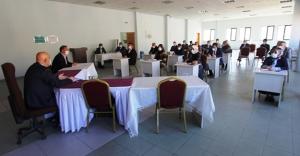 Bayburt Belediyesi'nde Birim Amirleri toplantısı