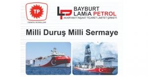 BAYBURT LAMİA PETROL'DEN LPG KAMPANYASI