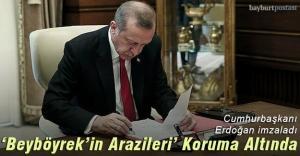 Cumhurbaşkanı Erdoğan imzaladı:...