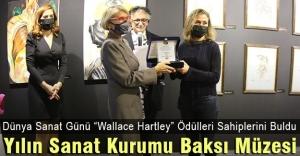 Baksı Müzesi'ne Wallace Hartley Yılın Sanat Kurumu Ödülü