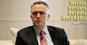 Naci Ağbal, Merkez Bankası Başkanlığına atandı