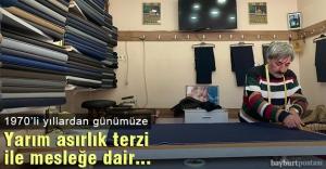 Yarım Asırlık Terzi: Mustafa Atik