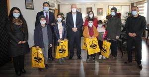 Başkan Pekmezci, özel öğrencileri ağırladı