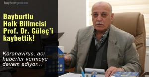 Bayburtlu Halk Bilimcisi Prof. Dr....