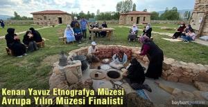 Kenan Yavuz Etnografya Müzesi Avrupa...