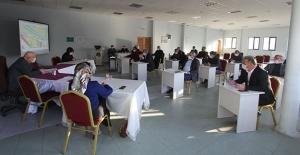 Bayburt Belediyesi'nde 2021 Yılının İlk Meclis Toplantısı