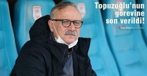 Bayburt Özel İdarespor, Bülent Topuzoğlu ile yollarını ayırdı!