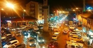 Bayburt'ta trafiğe kayıtlı araç sayısı 15 bin 798