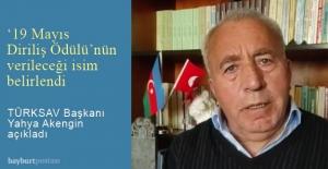 TÜRKSAV'ın 19 Mayıs Diriliş Ödülü İlham Aliyev'e verilecek