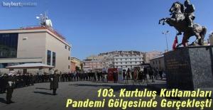 Bayburt'un Düşman İşgalinden Kurtuluşunun 103. Yılı Kutlandı