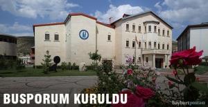 Bayburt Üniversitesi Spor Eğitimi Uygulama ve Araştırma Merkezi