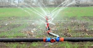 Bireysel sulama sistemlerine yüzde 50 hibe desteği