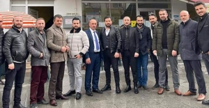 Kocaeli Bayburt Yardımlaşma ve Kültür Derneği'ne yeni başkan